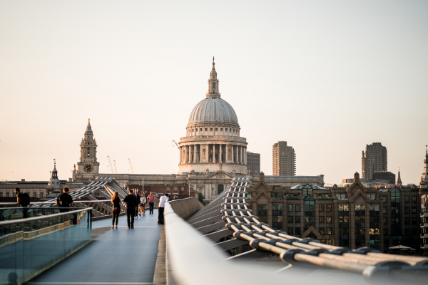 5 Things You Need to See/Do in London